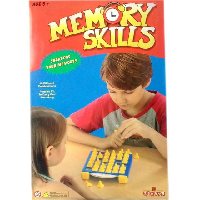 Zephyr Memory Skills