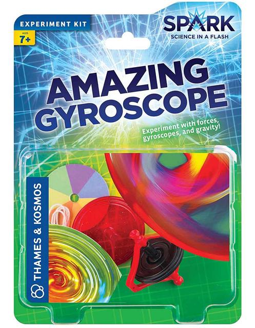 Thames & Kosmos Amazing Gyroscope, Multi Color