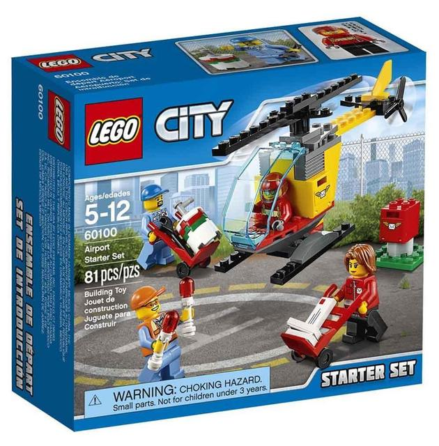 Lego Airport Starter Set, No. 60100