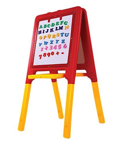 Playgro 2 Way Easel Board, For Kids, Multi Color
