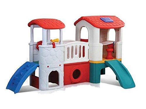 Playgro Jumbo Play Station, Multi Color