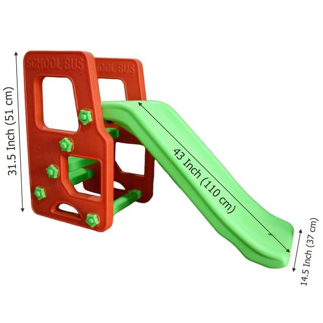 Playgro Super Slide-246 For Kids (Colour May Vary)