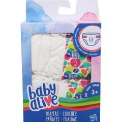 Baby Alive Diaper Refill Pack