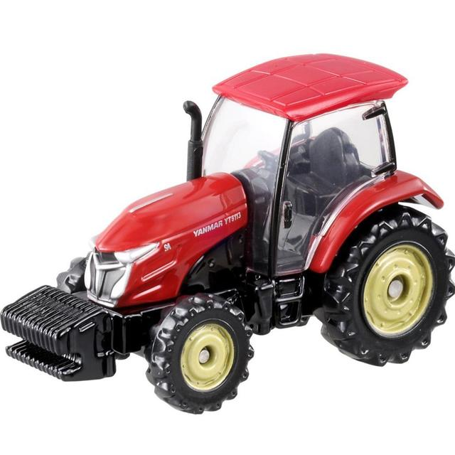 Takara Tomy Tomica Yanmar tractor YT5113, No.83, Scale 1 : 56, Die Cast Metal Collectables