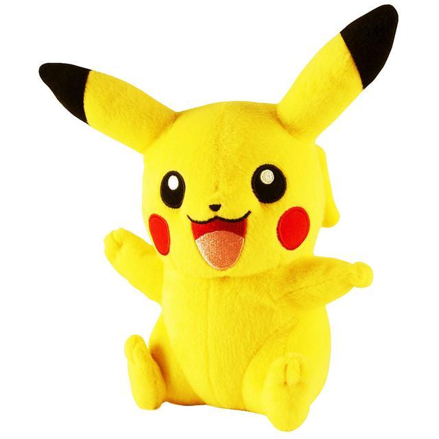 Pokemon Plush Soft Stuff Toy, Pikachu Action Figure