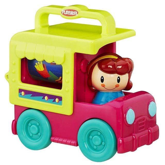 Playskool Fold 'n Roll Ice Cream Truck