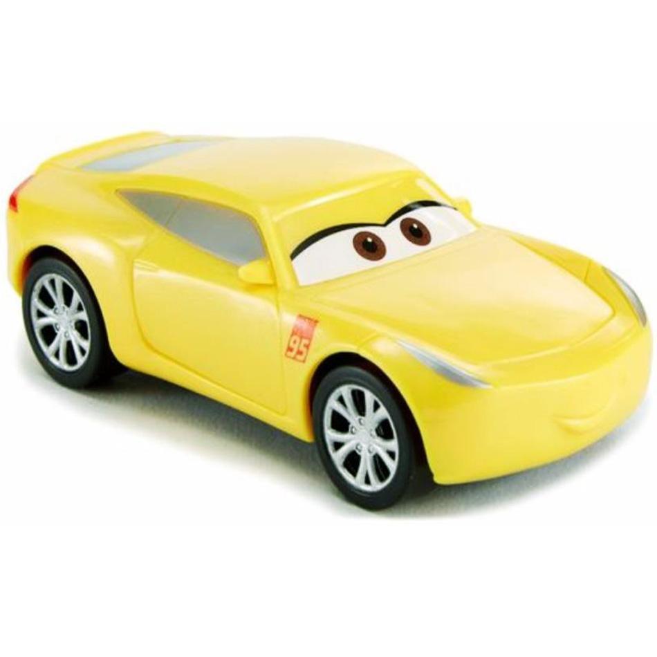 Disney Pixar Cars Cruz Ramirez, Medium size Yellow