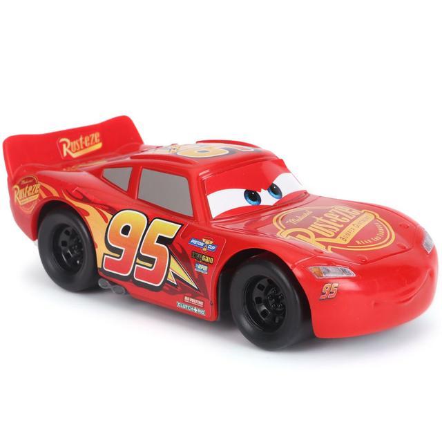 Disney Pixar Cars Lightning McQueen, Medium size Red