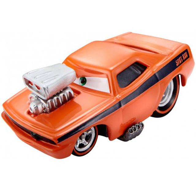 Disney Pixar Cars Snap Rod, Small size Orange
