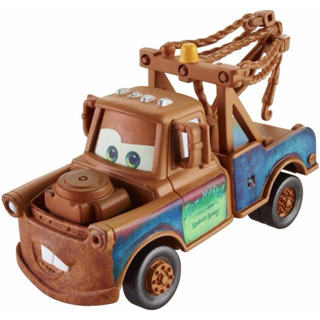 Disney Pixar Cars Mater, Small size Brown