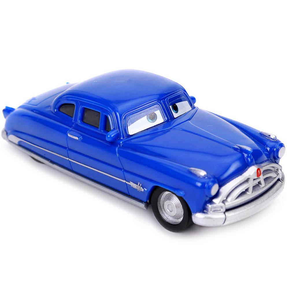 Disney Pixar Cars Doc Hudson, Small size Blue