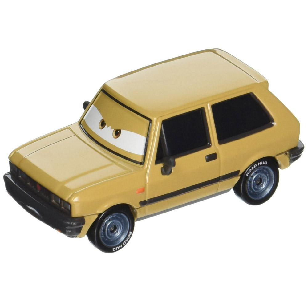 Disney Pixar Cars Victor H, Small size Yellow