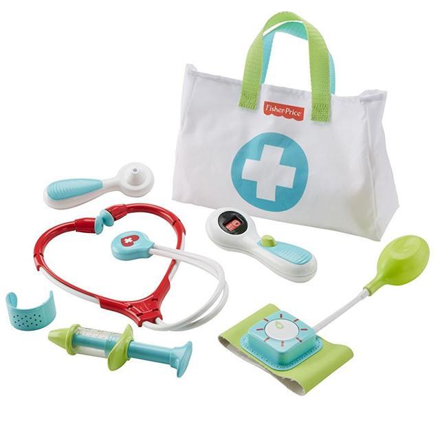Fisher Price Medical Kit, Multi Color