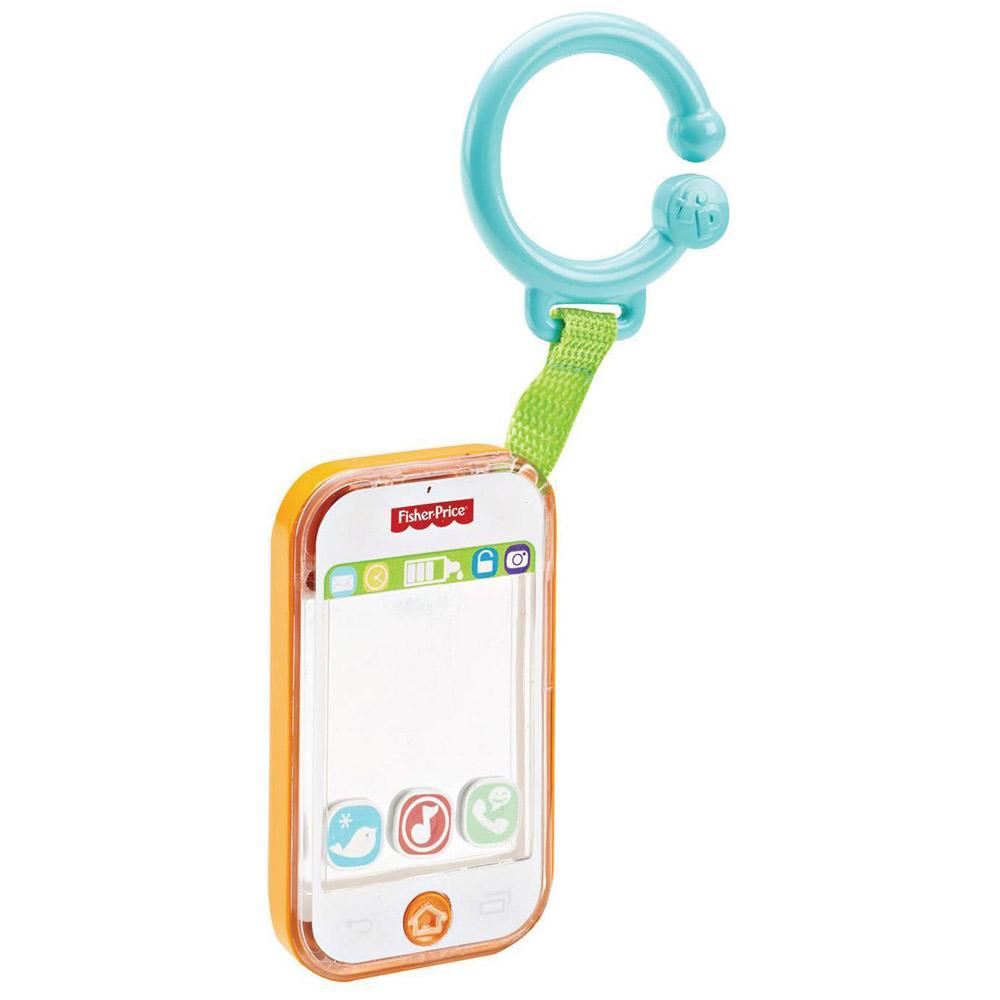 Fisher Price Musical Smart Phone, Multi Color