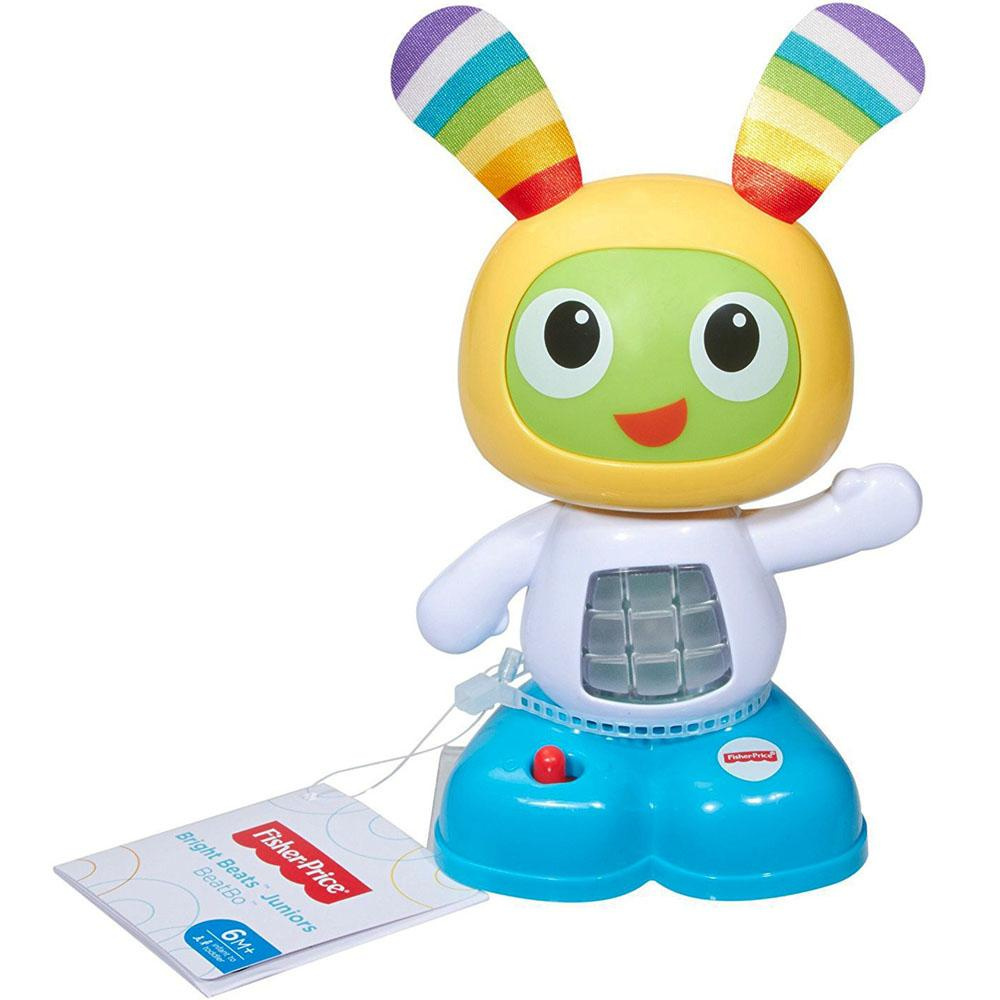 Fisher Price Bright Beat Juniors, Mini Figure Green