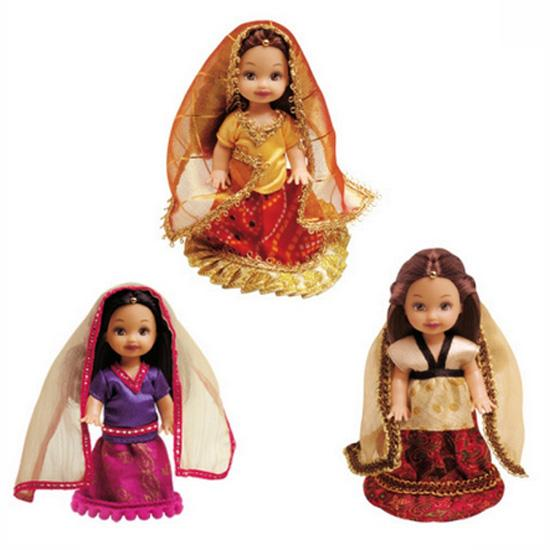 Barbie Kelly in India, Assortment, Color & Design may vary