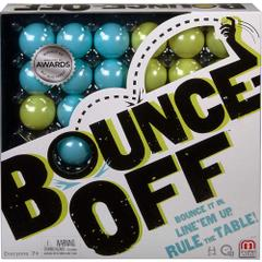 Mattel Bounce Off Game, Multi Color