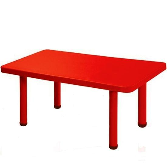 Playgro Rectangle Table PSF 115, Without Chair