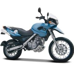 Maisto BMW F 650 GS Motorcycle, 1:18 Scale Die Cast Metal