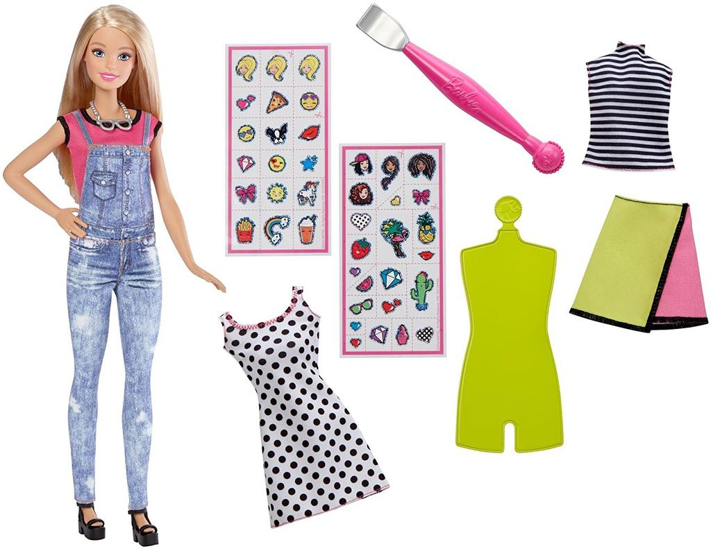 Barbie Do It Yourself Emoji Style Multi Color