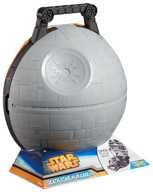 Hot Wheels Star Wars Death Star Play Case Multi Color