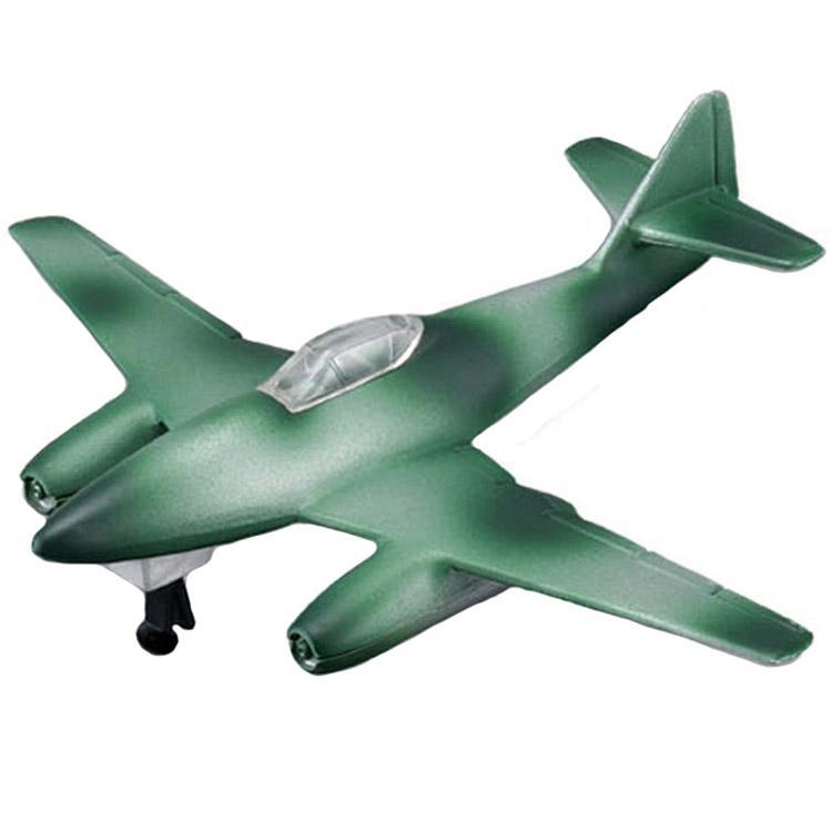 Maisto Messerschmitt ME-262 Aero plane Toy Model (Green & Grey)