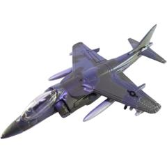 Maisto Tailwinds AV-8B Harrier II Aeroplane Die Cast Model Black Color