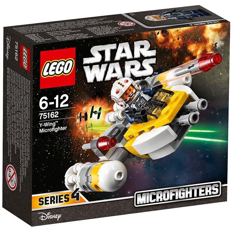 Lego Y-Wing Microfighter, Multi Color