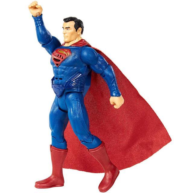 Justice League Talking Heroes Superman 6 Inch Action Figure, Multi Color