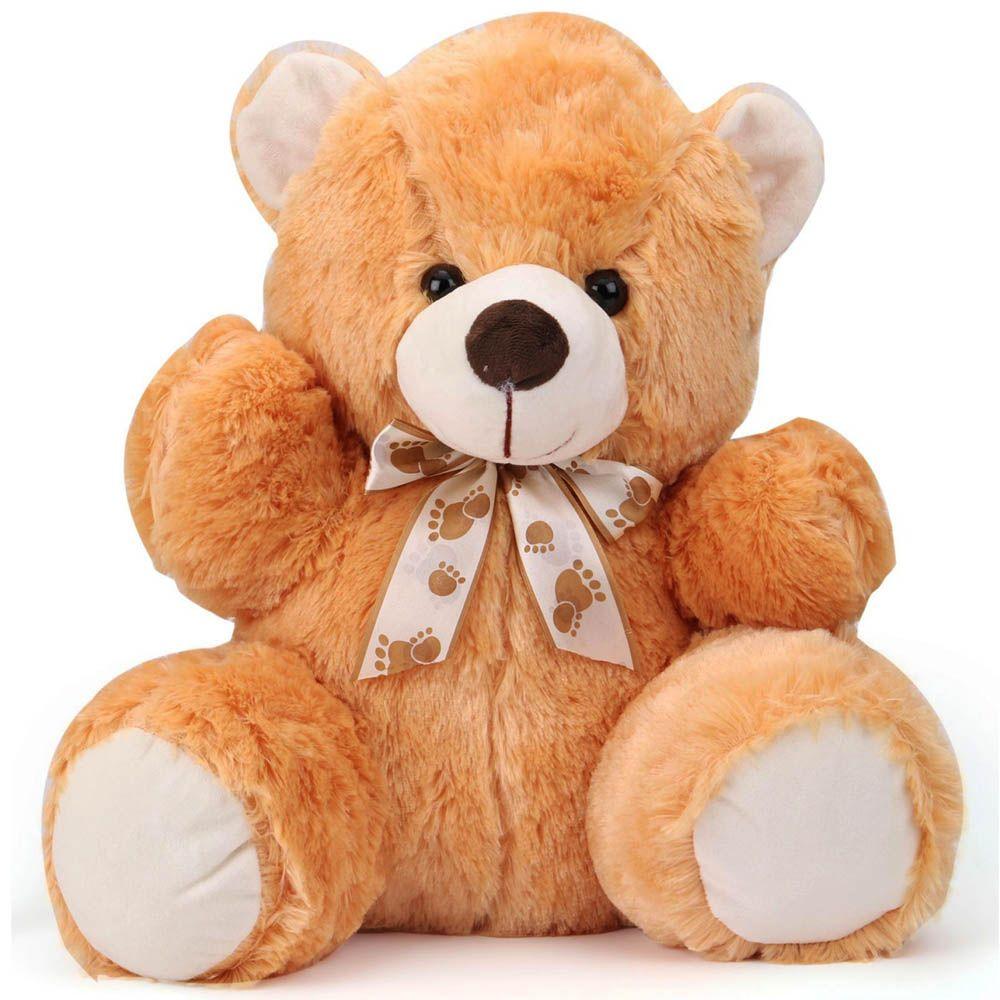 Dimpy Stuff Teddy Bear Stuff Toy Brown Color