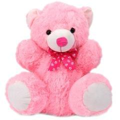 Dimpy Stuff Teddy Bear Stuff Toy Pink Color