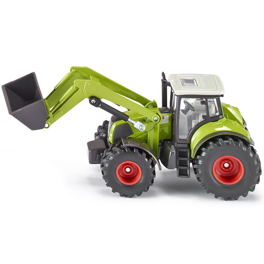 Siku Class with Front Loader 1: 40 Scale Die Cast No 1979 Multi Color