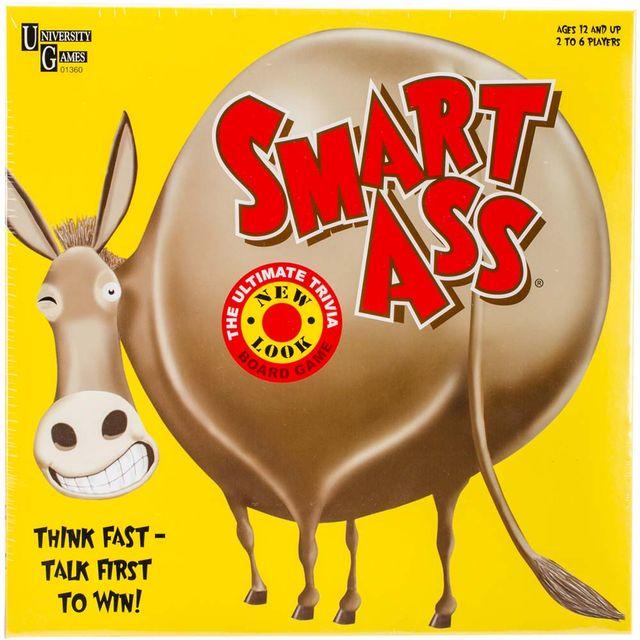 Funskool Smart Ass Trivia Board Game