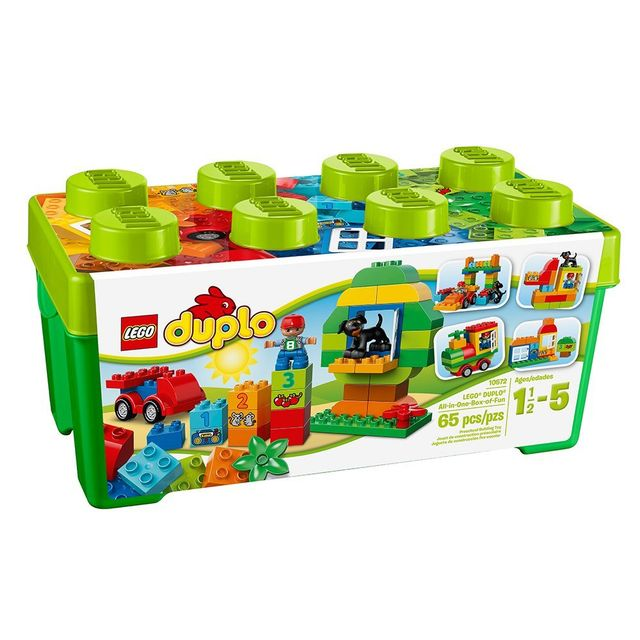 Lego Duplo Creative Play No 10572 Multi Color