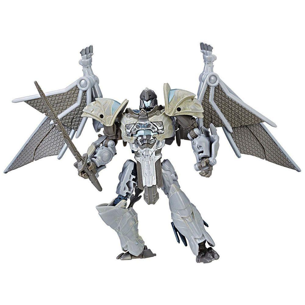 Transformers The Last Knight Premier Deluxe Edition Steelbane