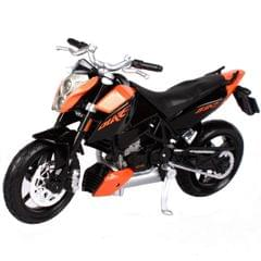 Maisto KTM 690 Duke, 1:12 Scale Die Cast Model Bike