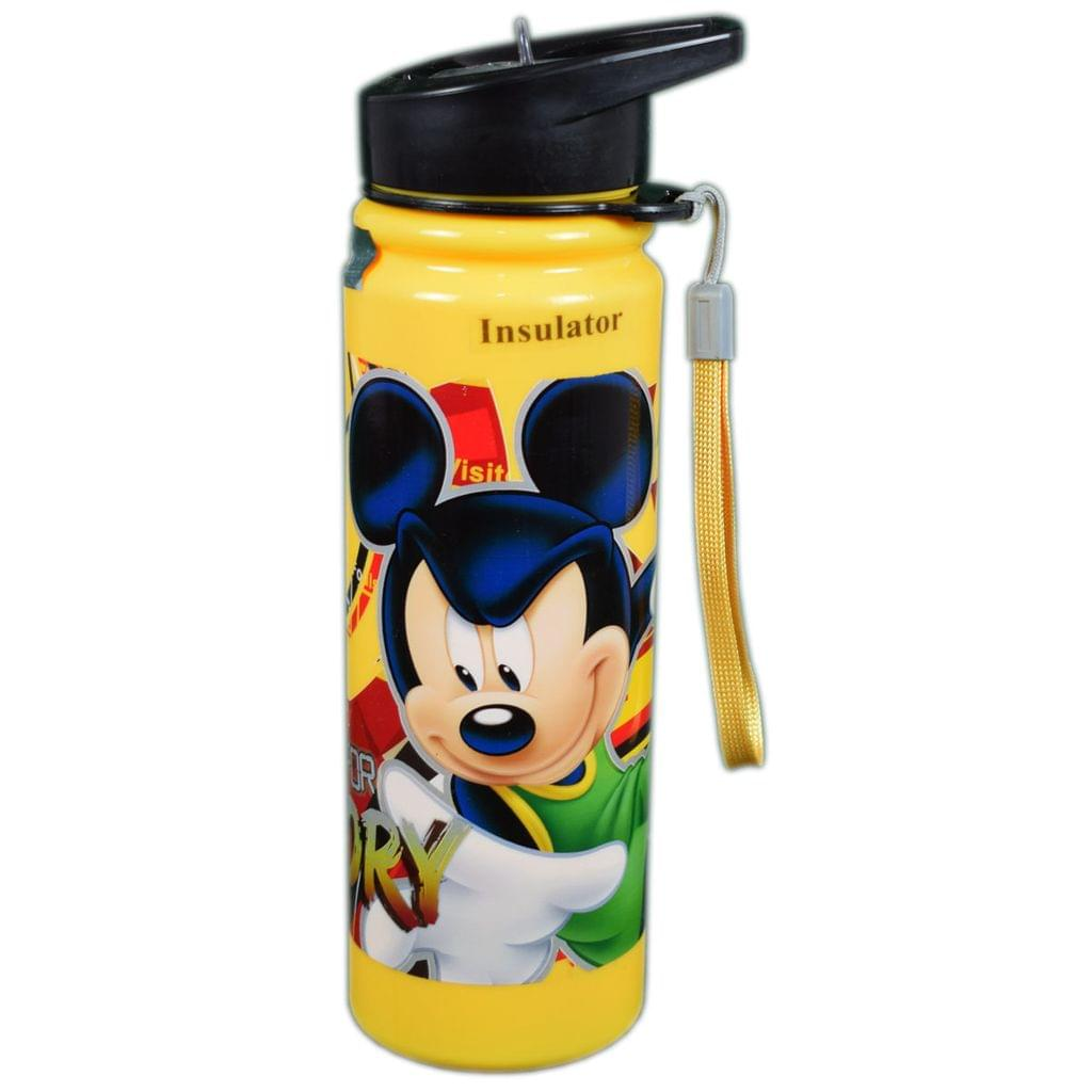 Ski Homeware Mickey Mouse Cool Power Insulated Water Bottle 500 ML Multi Color