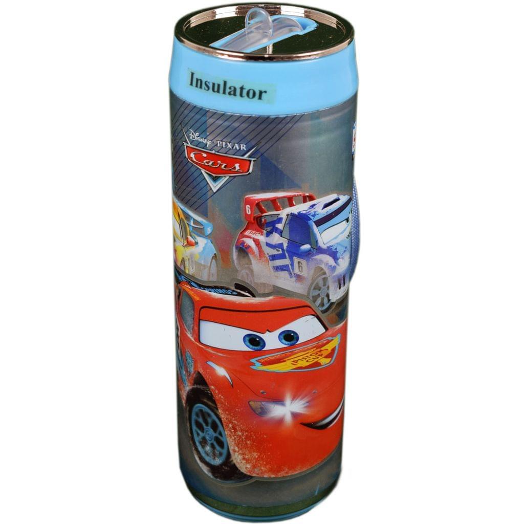Ski Homeware Disney Pixar Cars Can style Water Bottle 500 ML Multi Color