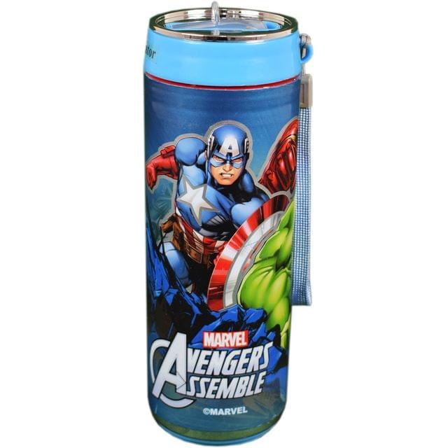 Ski Homeware Marvel Avengers Can style Water Bottle 500 ML Multi Color