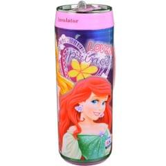 Ski Homeware Disney Princess Can style Water Bottle 500 ML Multi Color