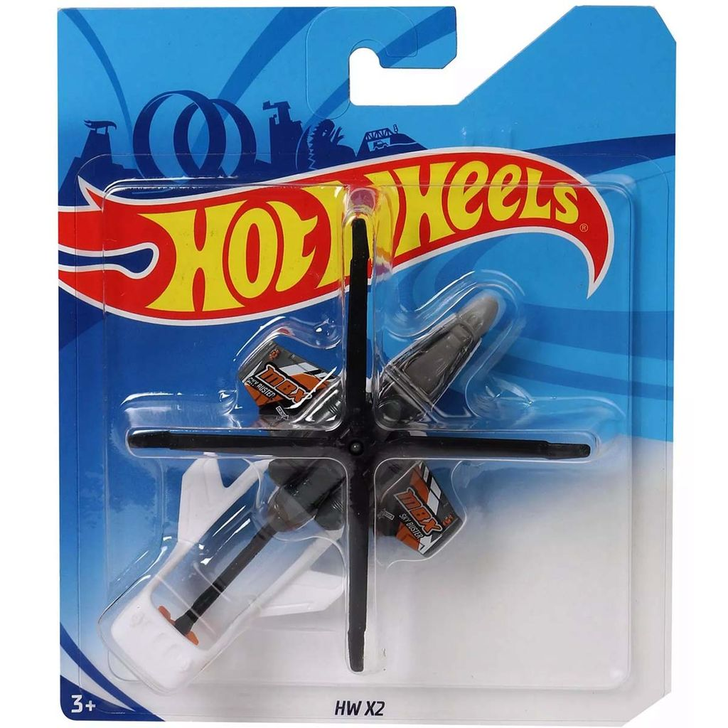 Hot Wheels Skybuster, HW X2 Multi Color