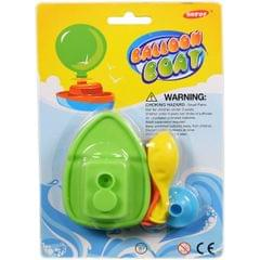 Hotoy Balloon Boat, Multi Color And Styles May Vary