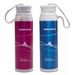 Varmora Georgia Hot & Cold Water Bottle Capacity 500 ML, Multi Color
