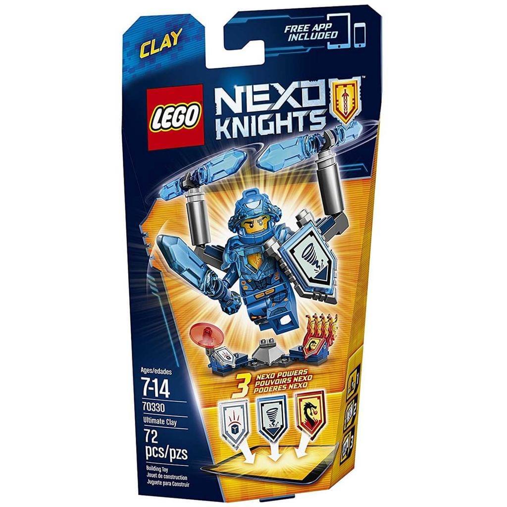 Lego Ultimate Clay, No 70330