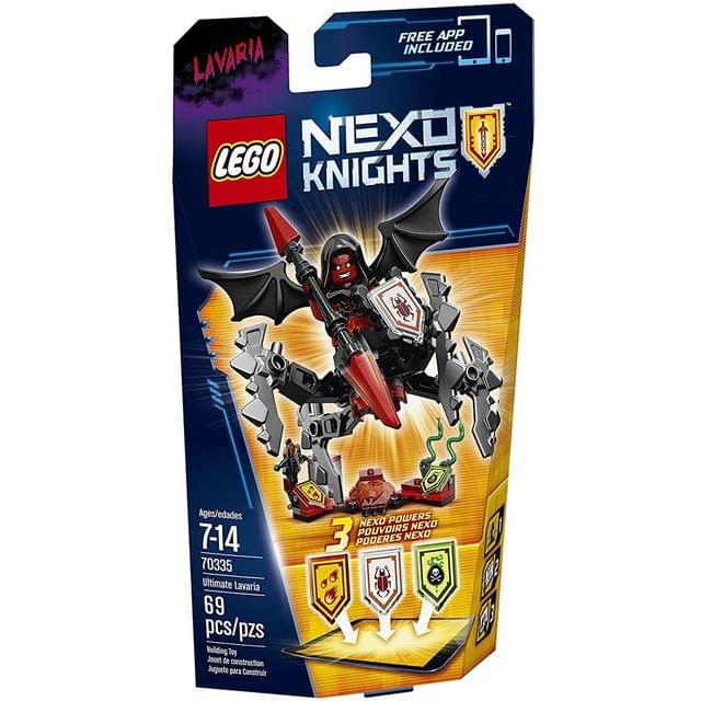 Lego Ultimate Lavaria, No 70335