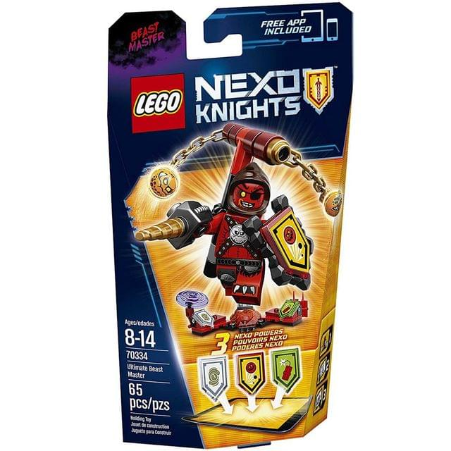 Lego Ultimate Beast Master, No 70334