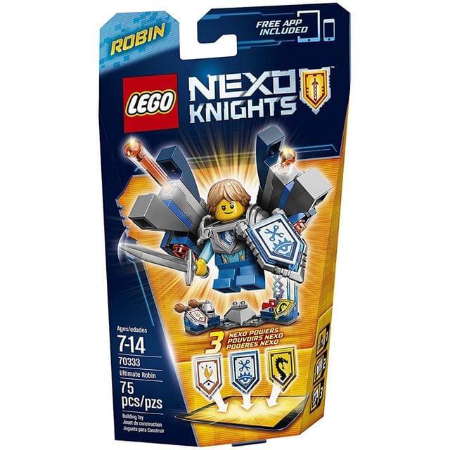 Lego Ultimate Robin, No 70333