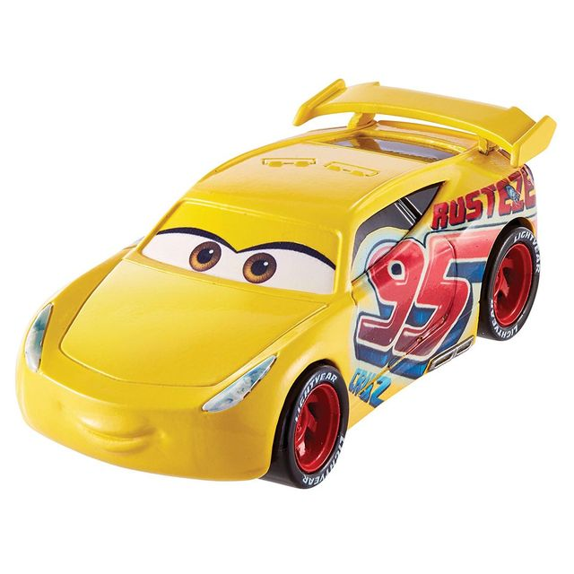 Disney Pixar Cars 3 Rust-Eze Cruz Ramirez, Multi Color
