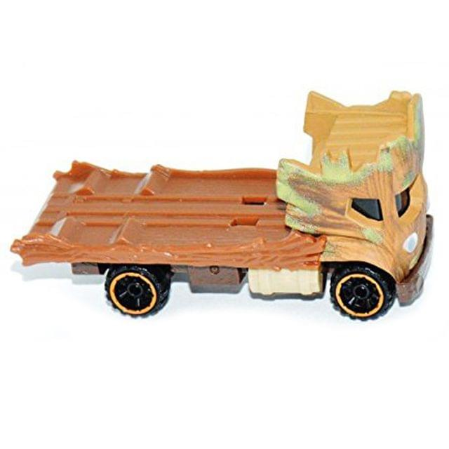 Hot Wheels Marvel Character Cars, Groot Car Multi Color
