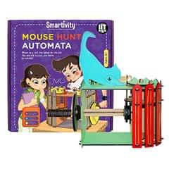 Smartivity Mouse Hunt Automata, Multi Color